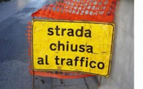 AVVISO PER CHIUSURA AL TRAFFICO STRADA INGRESSO DA PAULILATINO